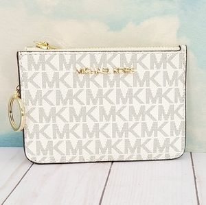 Michael Kors Coin Pouch ID Card Case